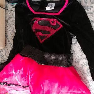 DC Comics Girls Super Girl Dress
